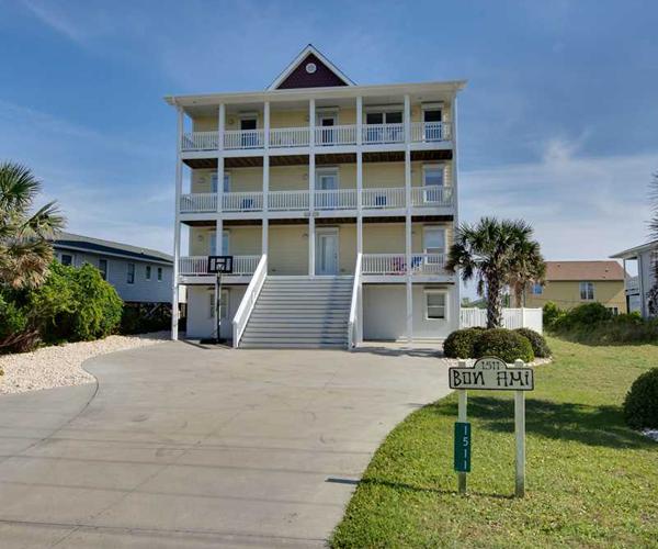 Featured Property Bon Ami - Exterior