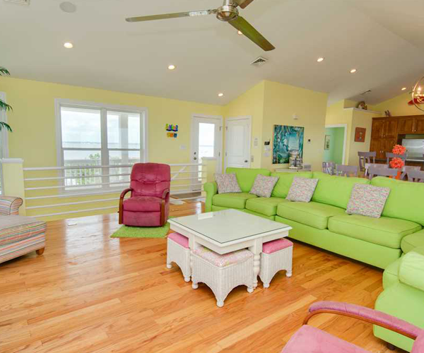Featured Property Bon Ami - Living Room 2