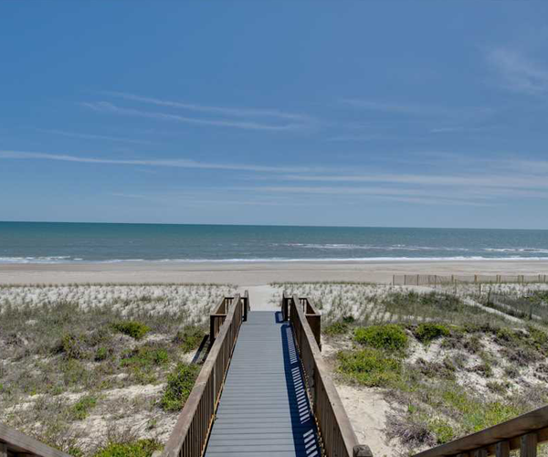 Featured Property Sail Away - Beach Path