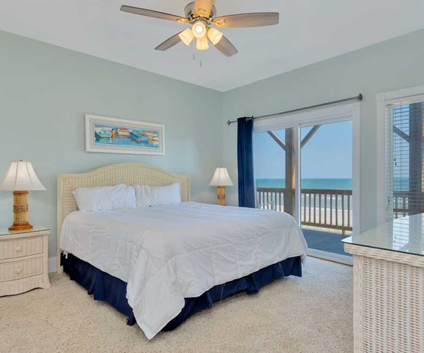 Featured Property Sail Away - Bedroom 3