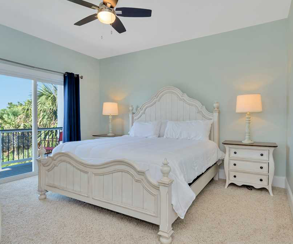 Featured Property Sail Away - Bedroom 4
