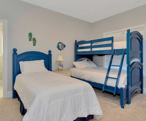 Featured Property Sail Away - Bedroom 5