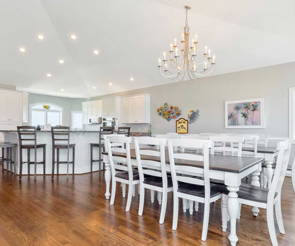 Featured Property Sail Away - Dining