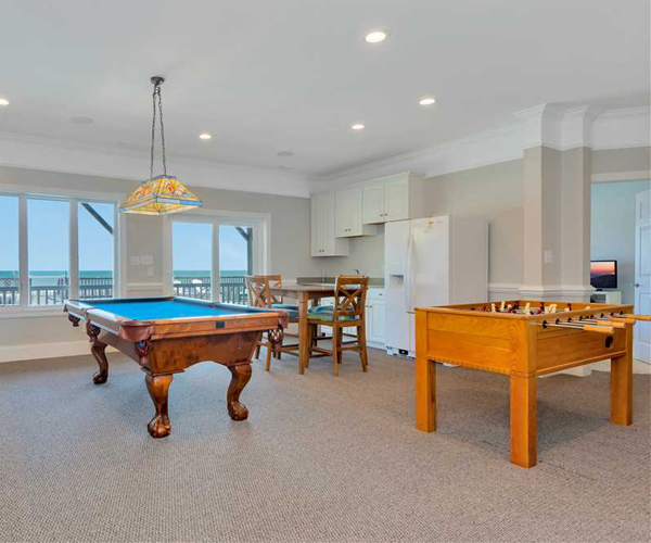Featured Property Sail Away - Game Room