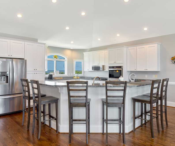 Featured Property Sail Away - Kitchen