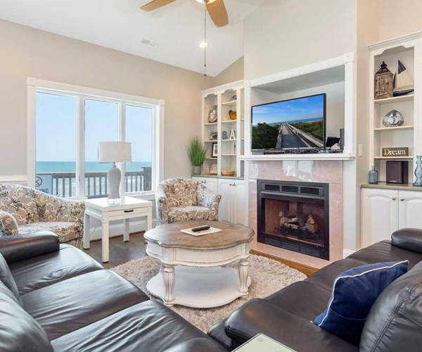 Featured Property Sail Away -Living Room 2