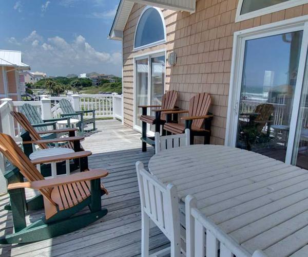 Featured Property Bahama Breeze West - Patio