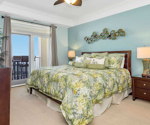 Featured Property Grand Villas 6B - Bedroom 1