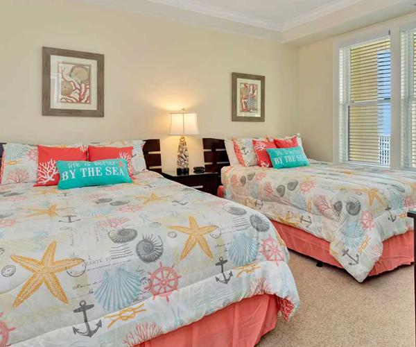 Featured Property Grand Villas 6B - Bedroom 2