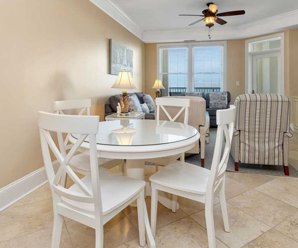 Featured Property Grand Villas 6B - Dining
