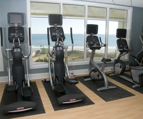 Featured Property Grand Villas 6B - Gym
