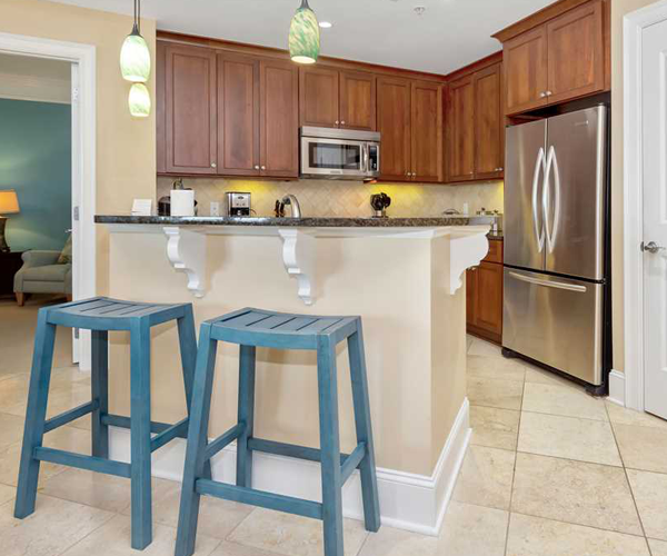 Featured Property Grand Villas 6B - Kitchen