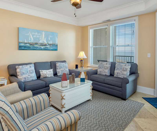 Featured Property Grand Villas 6B - Living Room 2