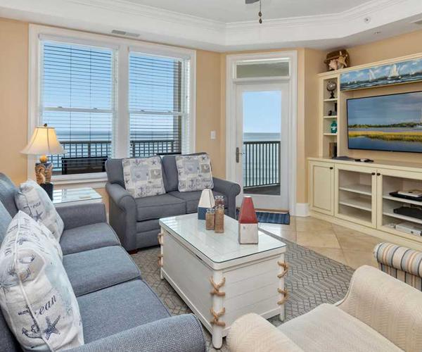 Featured Property Grand Villas 6B - Living Room