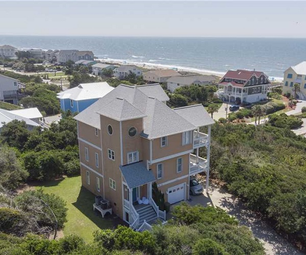 High Hopes Vacation Rental in Emerald Isle NC