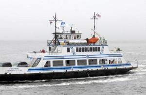 Ferry Near Emerald Isle NC