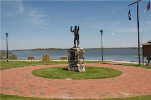 Swansboro NC Town Statue