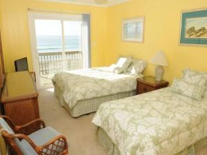 Aquatic Paradise East Bedroom