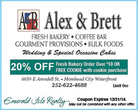 Alex & Brett Fresh Bakery
