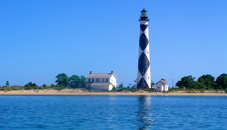 Make the journey to Cape Lookout National Seashore