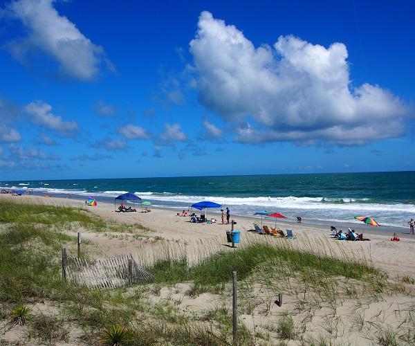 Beaches of Emerald Isle NC