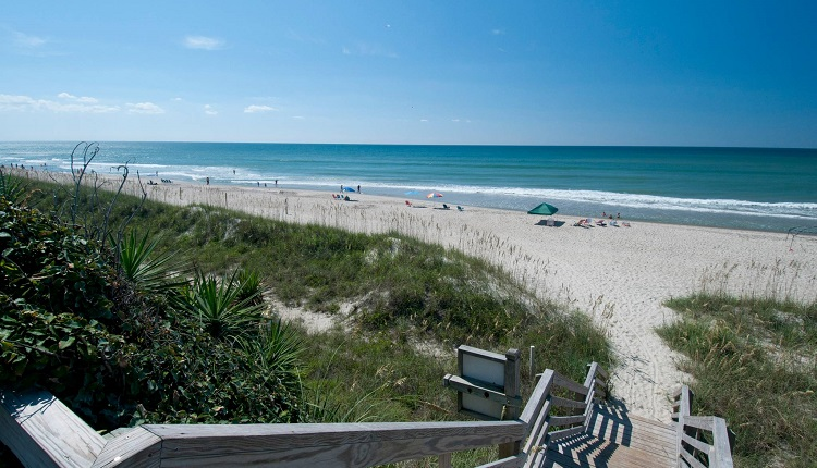Ocean Club Condos - Beach Access