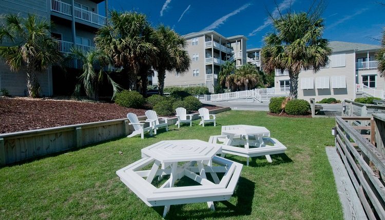 Ocean Club Condos in Indian Beach, NC