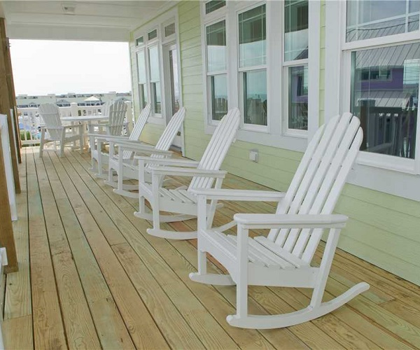 Sea Heaven - Deck