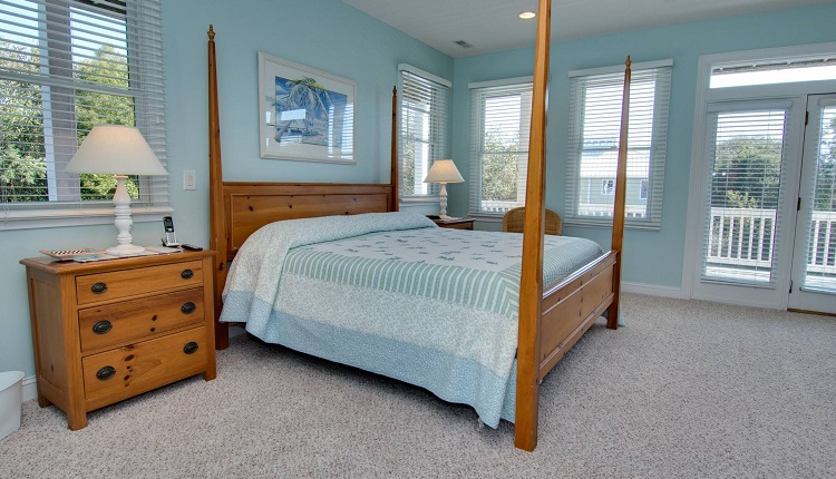 Cabana Bay - Bedroom