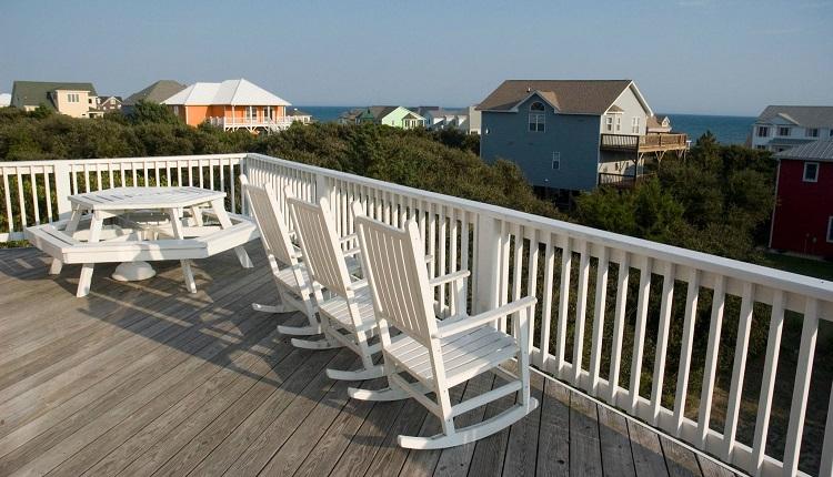 Cabana Bay - Upper Deck