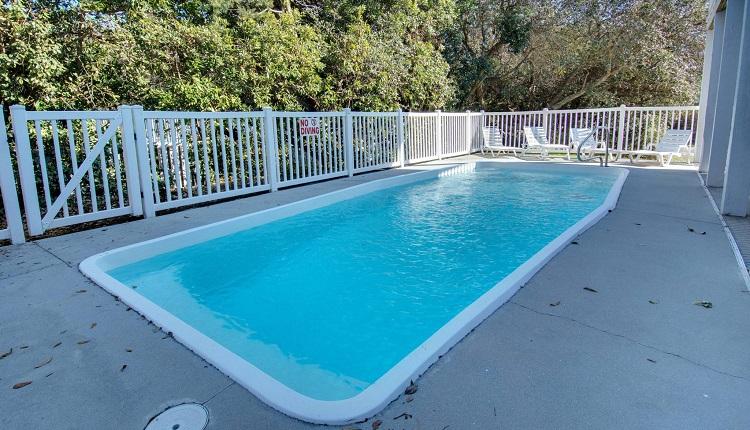 Cabana Bay - Pool