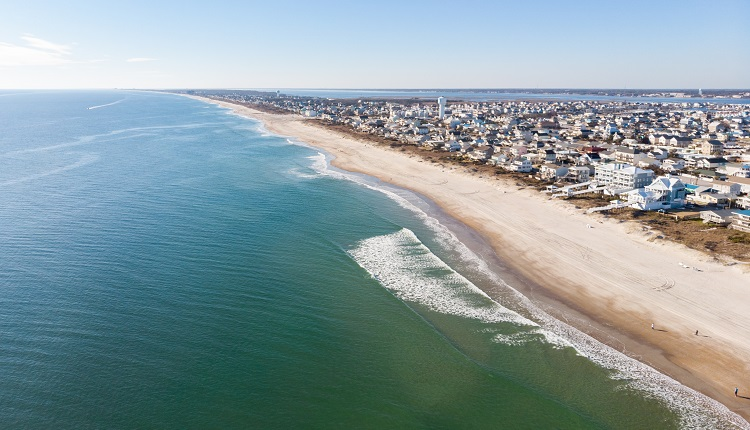 Beaches in Atlantic Beach, North Carolina
