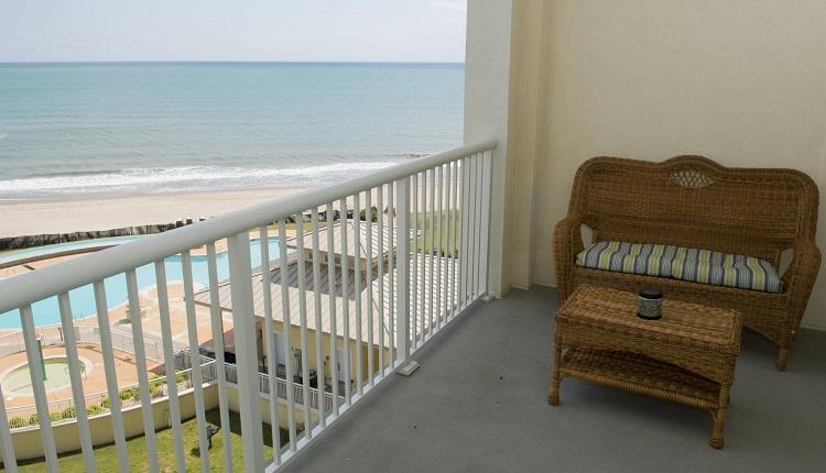 Grande Villas 5-D - Deck