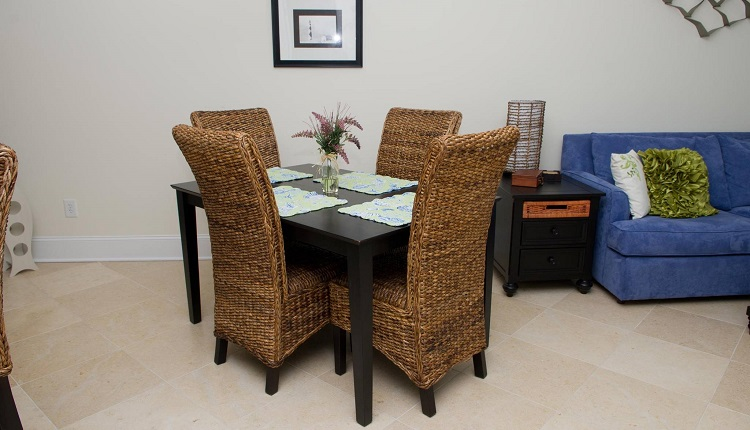 Grande Villas 5-D - Dining Room