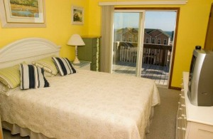 Surfers Watch Vacation Rental Bedroom