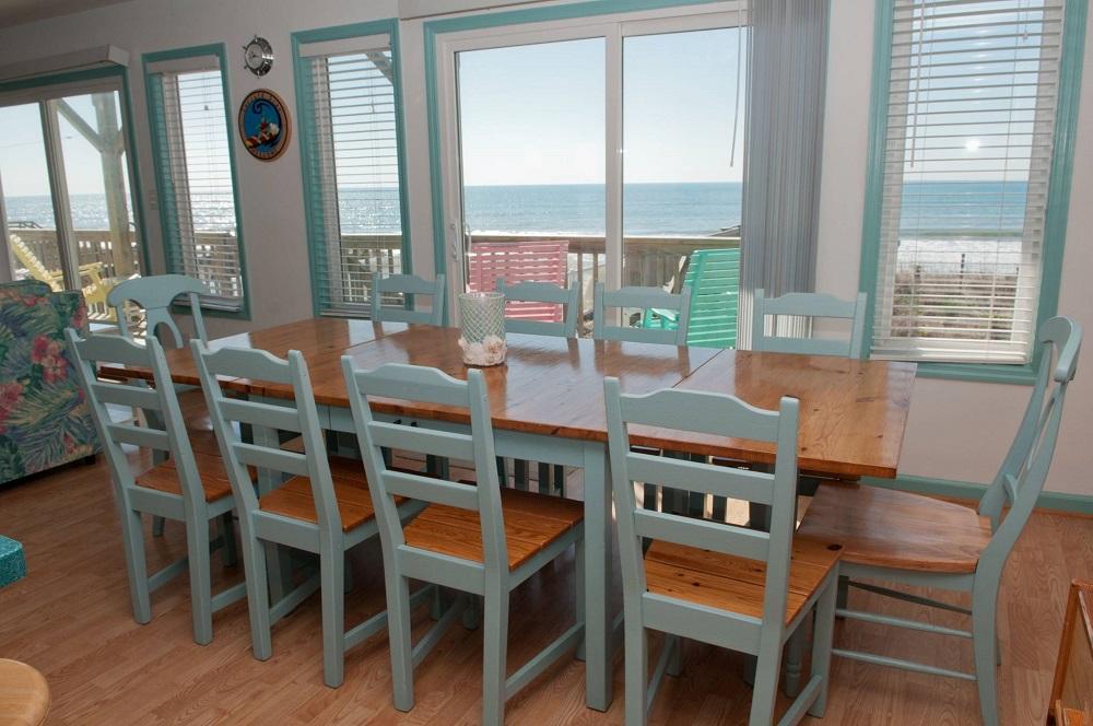 Emerald Star - Dining Room
