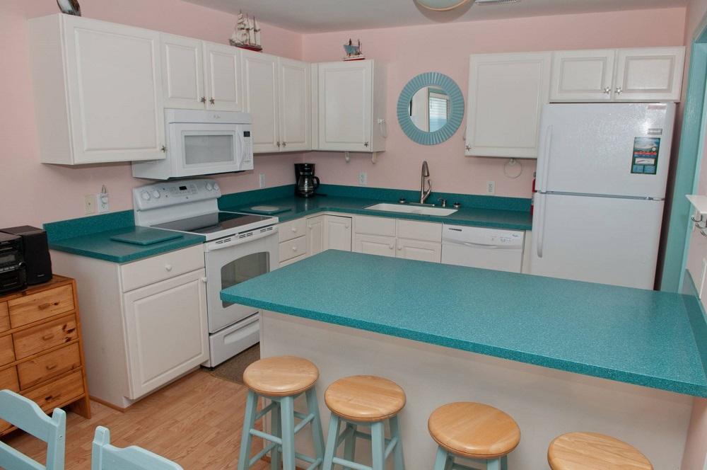 Emerald Star - Kitchen
