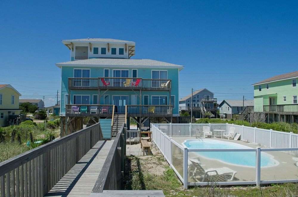 Emerald Star - Oceanfront Vacation Rental in Emerald Isle, NC