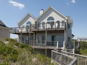 Villa Capri East Vacation Rental in Emerald Isle, NC