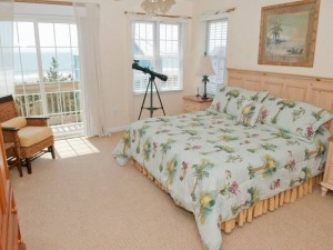 Coco West Vacation Rental Bedroom