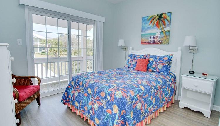 Coco West - Bedroom