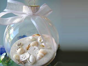 Beach Crafts Ornament
