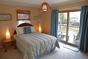 Bobby's Beach Barn Vacation Rental Bedroom