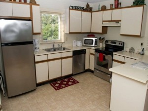 Heverly Heaven East Vacation Rental Kitchen in Emerald Isle NC