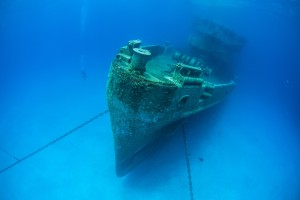 Proteus - Popular Shipwreck Diving Spots on the North Carolina Coast