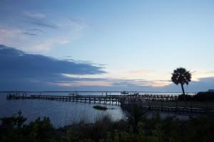 Emerald Isle NC Dock