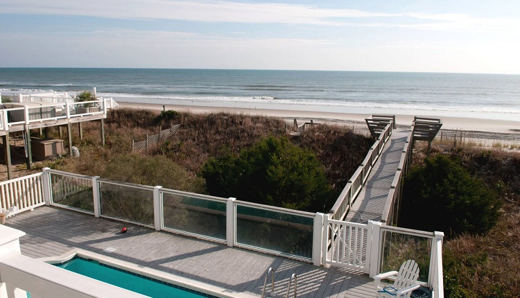 A Dolphin Watch - Pool and Beach View