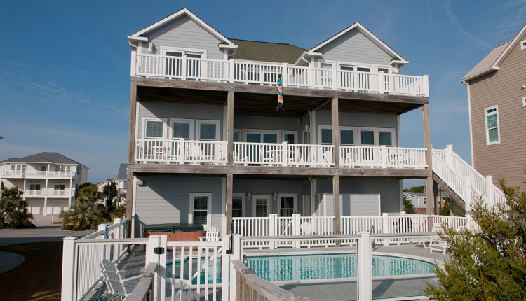 A Dolphin Watch - Emerald Isle Realty Featured Property of the Week