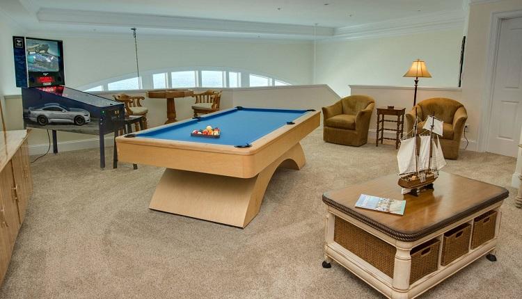 Grande Villas 8-G - Game Room