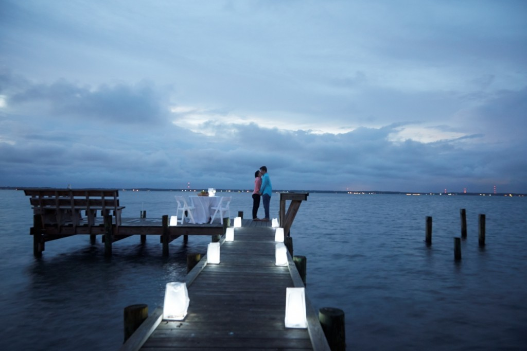 Romantic Proposals in Emerald Isle